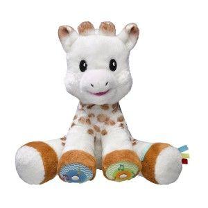 Vulli Touch & Music peluche Sophie la girafe