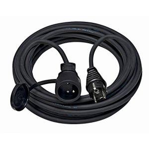 Brennenstuhl Rallonge PRO 16A/230V H07RN-F 3G1,5 IP44 10mètres 1169311