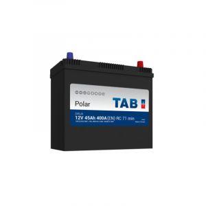 Tab Batterie de démarrage Polar S B45D S45JA 12V 45Ah 400A