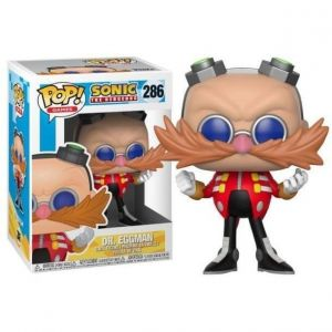 Funko Figurine POP! #286 - Sonic the Hedgehog - Dr Eggman