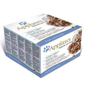 Applaws 12x70g Adult sélection en gelée - Nourriture pour Chat