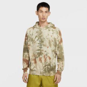 Nike Sweatà capuche tie-dye Sportswear - Vert - Taille S - Male