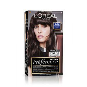 L'Oréal Préférence Infinia Brunes / Noires 4.12 Vendôme - Marron Glacé