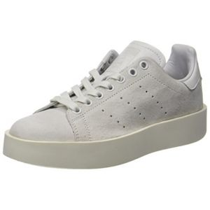 Adidas Chaussures Stan Smith Bold Women Gris - Taille FR 40