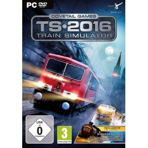 TS-2016 - Train Simulator 2016 [PC]