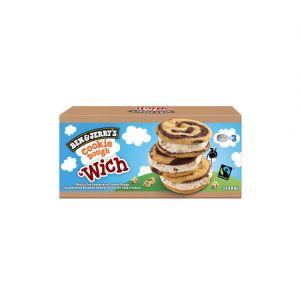 Ben & jerry's Cookie dough wich