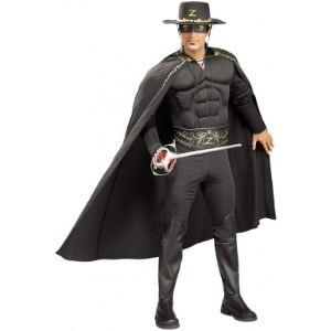Rubie's Déguisement Zorro musclé homme