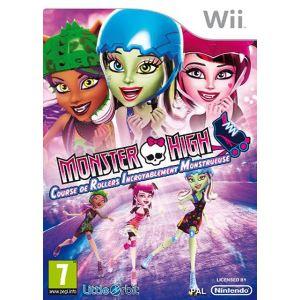 Monster High : Skultimate Roller Maze [Wii]