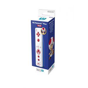 Nintendo Télécommande Wii U Plus 'Toad' pour Wii U