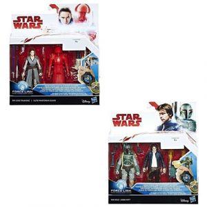 Hasbro Pack de 2 figurines Star Wars Modèle aléatoire