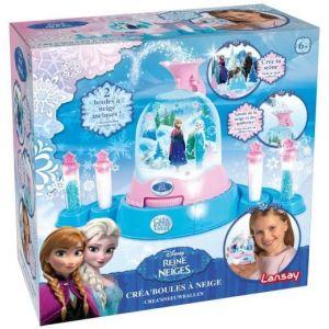 Lansay Créa' boules à neiges La Reine des Neiges