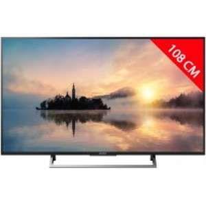 Sony KD-43XE7005 - Téléviseur LED 108 cm 4K UHD
