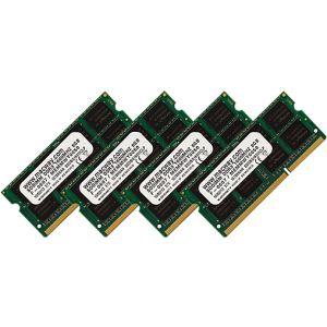 Barrettes mémoire 4 x 8 Go DDR3L 1600 MHz SoDimm