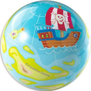 Haba Ballon Pirate en voyage