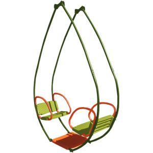 Soulet Cocoon - Balancelle pour portique en bois 2,35 m
