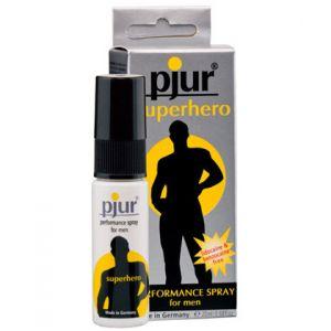 Pjur Superhero - Stimulant homme Spray