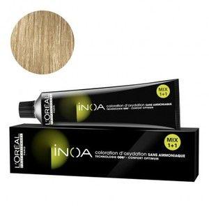 L'Oréal Coloration Inoa 10-13 blond très très clair cendré doré