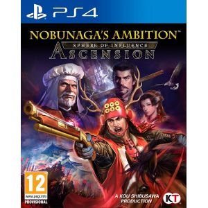 Nobunaga's Ambition Sphere of Influence Ascension [PS4]