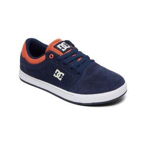 DC Shoes Crisis - Baskets - Garçon Enfant 8-16 Ans - EU 35 - Violet