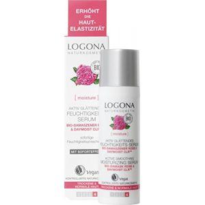 Logona Sérum Hydratant & Lissant Actif moisture - 30 ml