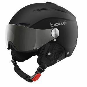 Bollé | BACKLINE VISOR casque de ski | noir-argent