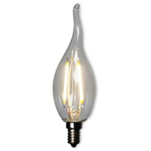 Wellindal Ampoule LED EDISON Vintage BLIM PIC E14 2W