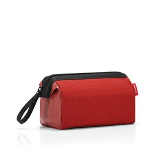 Reisenthel Trousse de toilette Travelcosmetic Canvas Russet rouge