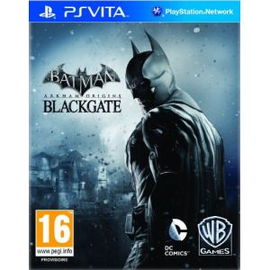 Batman Arkham Origins [PS Vita]