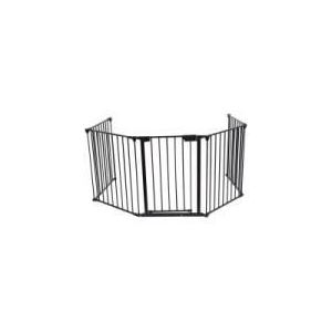 Image de BC-Elec Barrière de sécurité enfant pour cheminée et escaliers (300 cm)