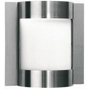Image de Albert Leuchten Applique extérieure 6187 Acier inoxydable, 1 lumière Moderne Extérieur 6187