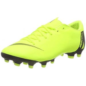 Nike Chaussure de football multi-terrainsà crampons Vapor 12 Academy MG - Jaune - Taille 40 - Unisex