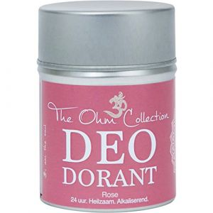 The Ohm Collection Deodorant Rose Ohm