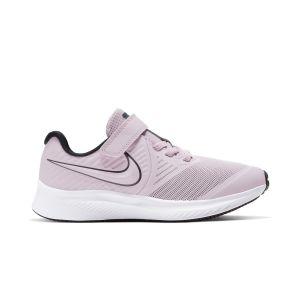Nike Chaussures sport Star Runner 2 fermées par scratch et par lacets Noir - Taille 28