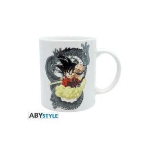 Abystyle Mug Db/ Goku & Shenron Dragon Ball (320 ml)
