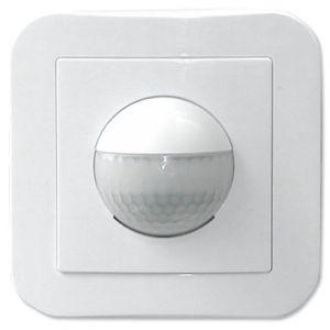 BEG Détecteur de présence - interrupteur automatique mural 180° - Indoor Luxomat