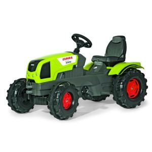 Rolly Toys Tracteur à pédales Claas Axos 340