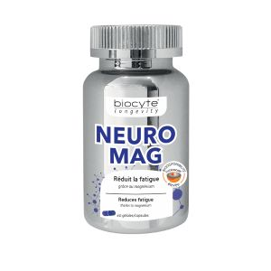 Biocyte Neuromag, 60 gélules