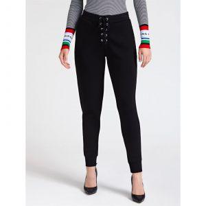 Guess Legging détail corset - noir