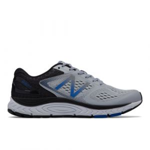 New Balance M840 V4 - D déstockage running Gris/argent - Taille 46.5