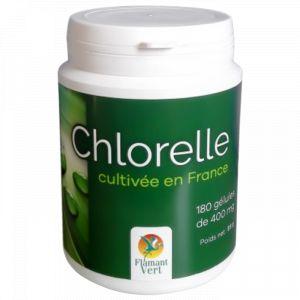 Flamant Vert Chlorelle - 180 gélules