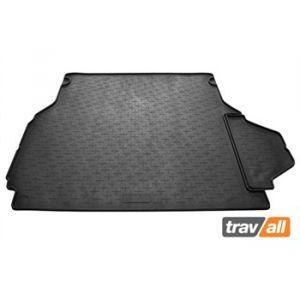 TRAVALL Tapis de coffre baquet sur mesure en caoutchouc TBM1026