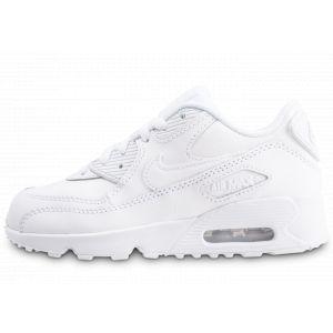 Nike Air Max 90 Ltr C Blanc Blanc 833414-100