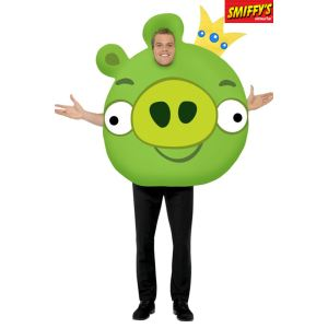 Smiffy's Déguisement Angry Birds cochon (taille M)