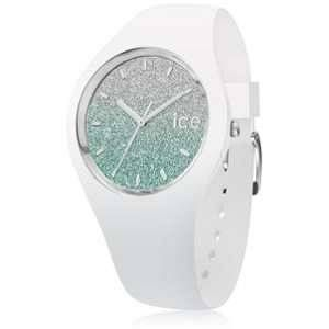 Ice Watch Montre 13430 - Montre Silicone Blanc Femme