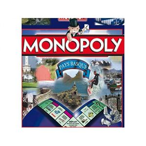 Winning Moves Monopoly Pays Basque 2014