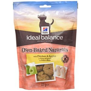 Hill's Hills Ideal Balance Oven Baked Naturals with Chicken & Apples 227g