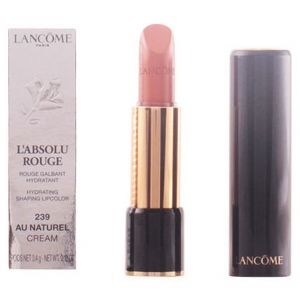 Lancôme L'Absolu Rouge : 239 Even Naturel - Rouge galbant hydratant