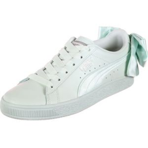 Puma Basket Bow Wn's, Sneakers Basses Femme, Bleu (Blue Flower-Blue Flower), 38.5 EU