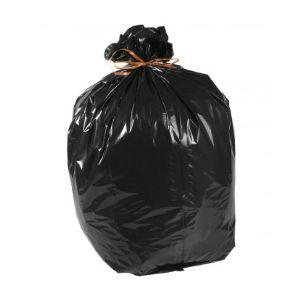 10 sacs poubelles sous film (110 L)