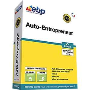 Auto-Entrepreneur Pratic 2018 + Services VIP [Windows]